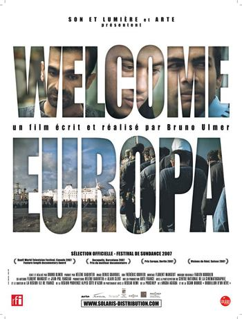 Affiche Welcome Europa