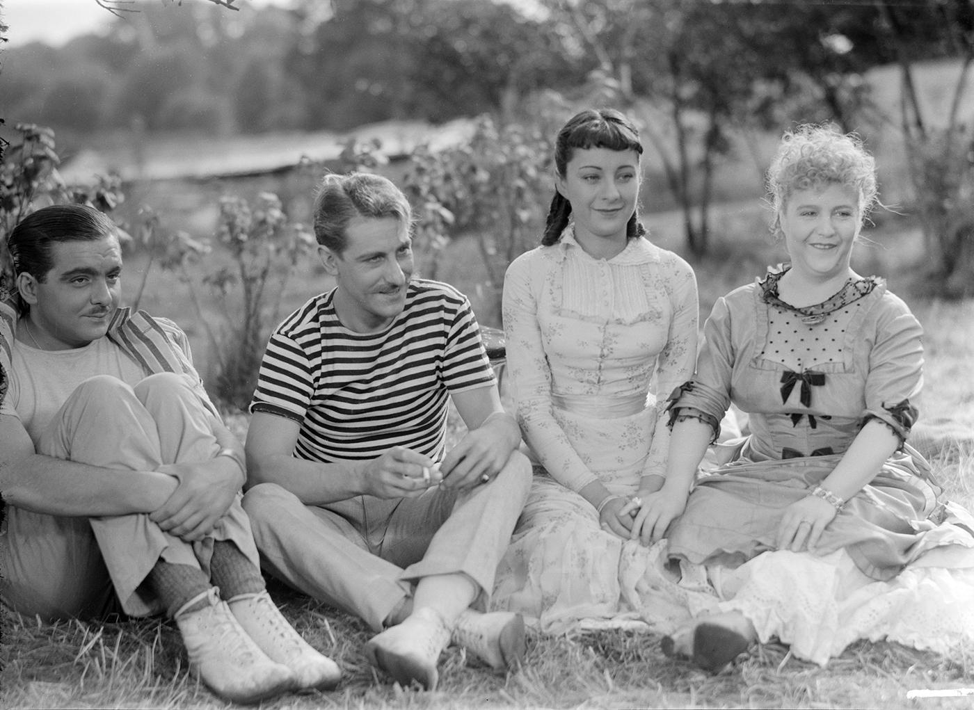 Image du film Affiche PARTIE DE CAMPAGNE 40×60