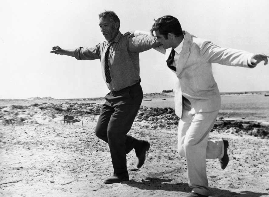 Image du film ZORBA LE GREC