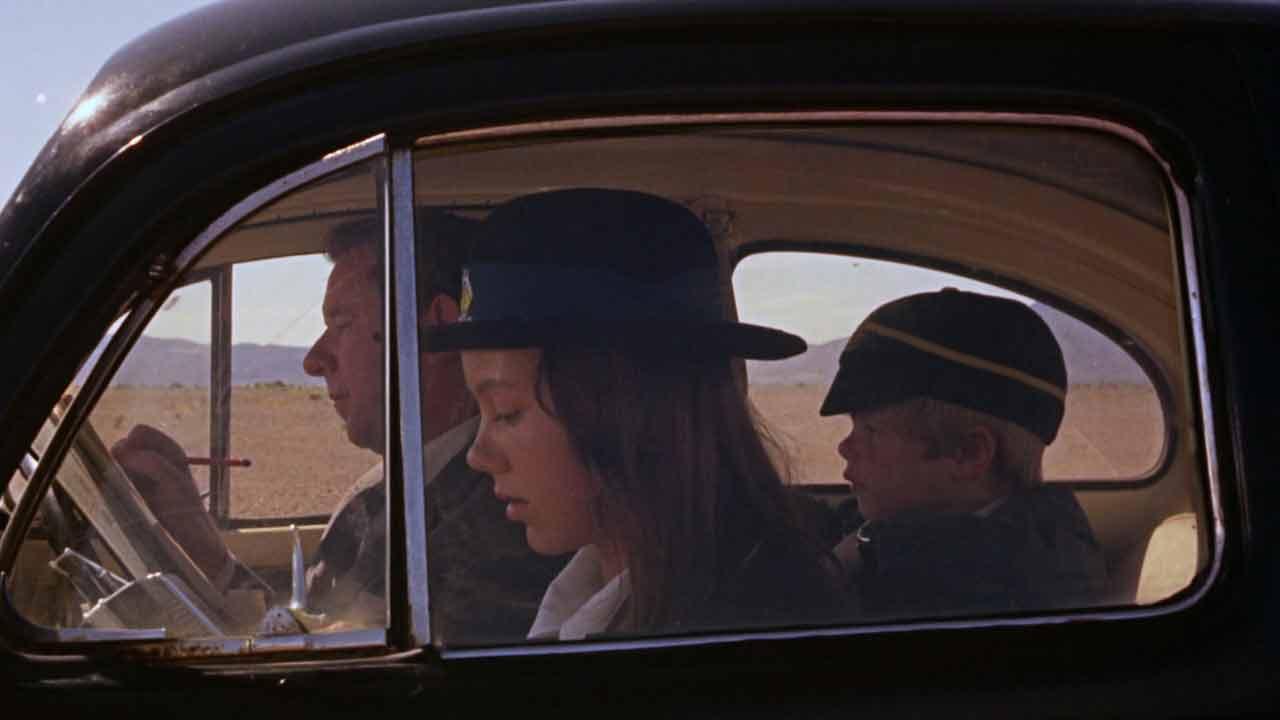 Image du film WALKABOUT (La Randonnée)