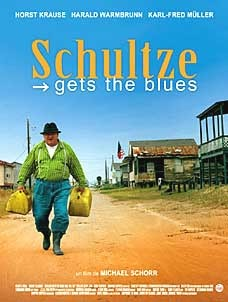 SCHULTZE GETS THE BLUES - Affiche