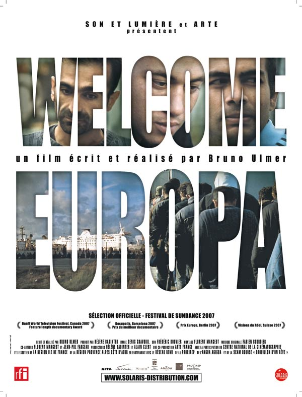Welcome Europa - Affiche