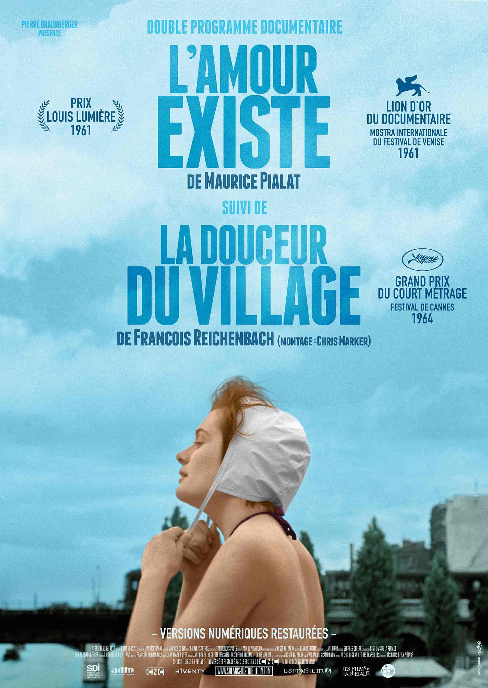 L'AMOUR EXISTE - Affiche
