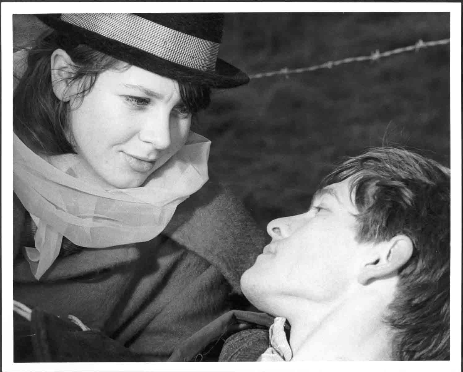 Image du film LA SOLITUDE DU COUREUR DE FOND