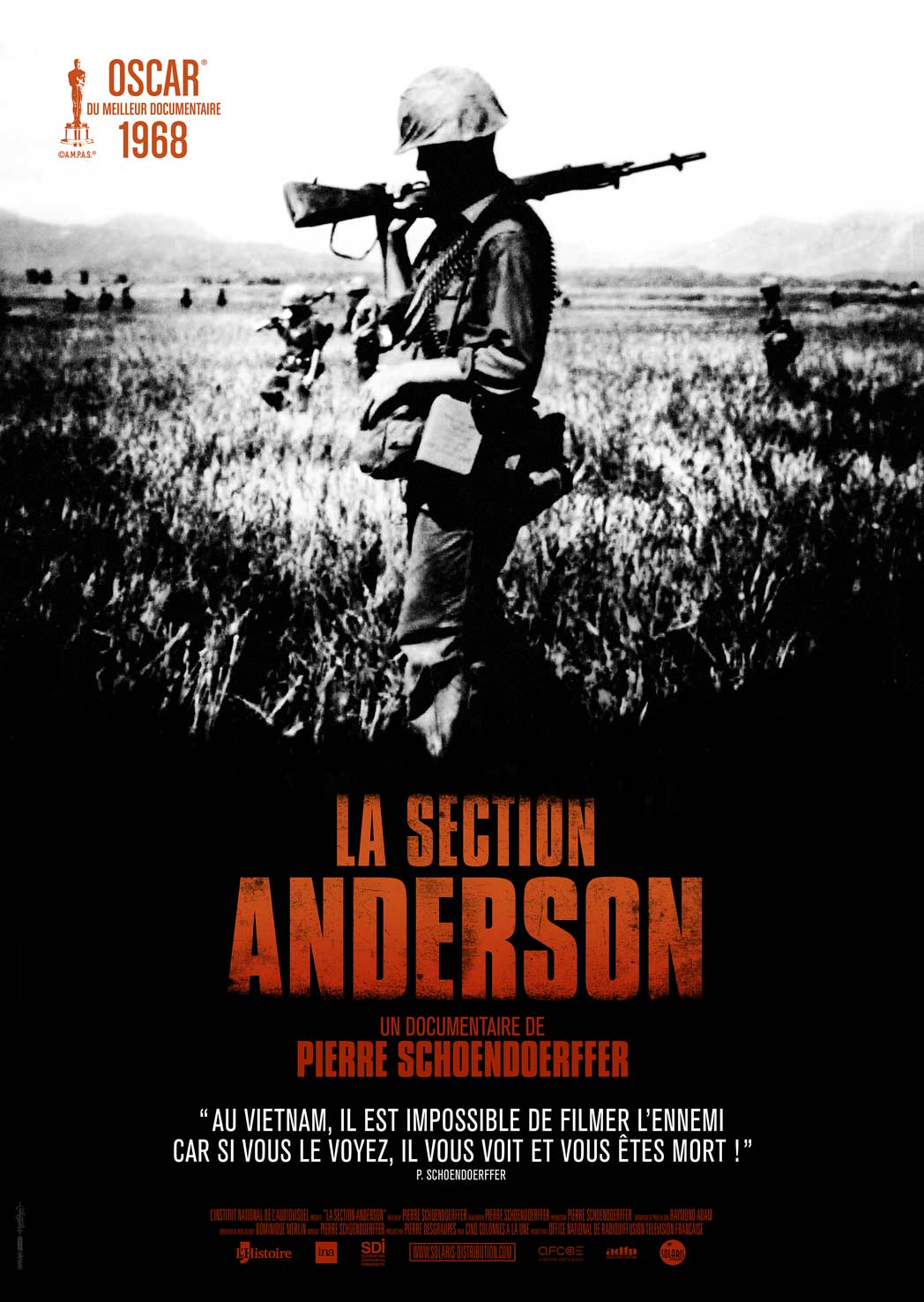 LA SECTION ANDERSON - Affiche
