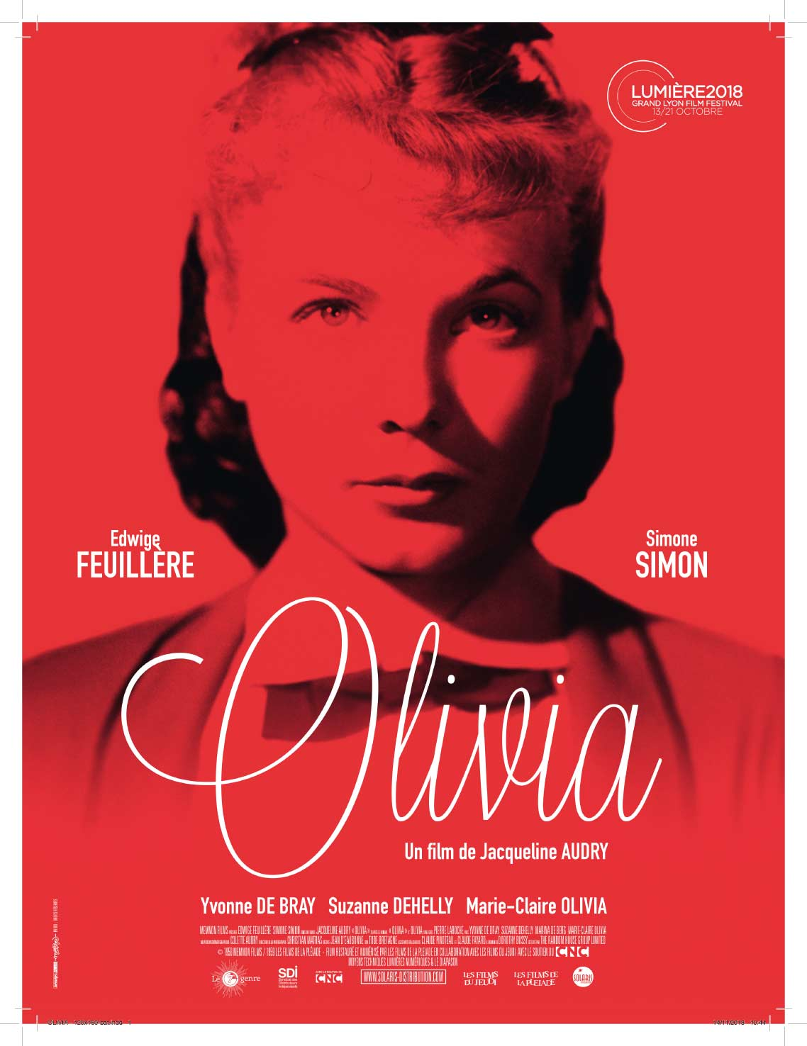 OLIVIA - Affiche