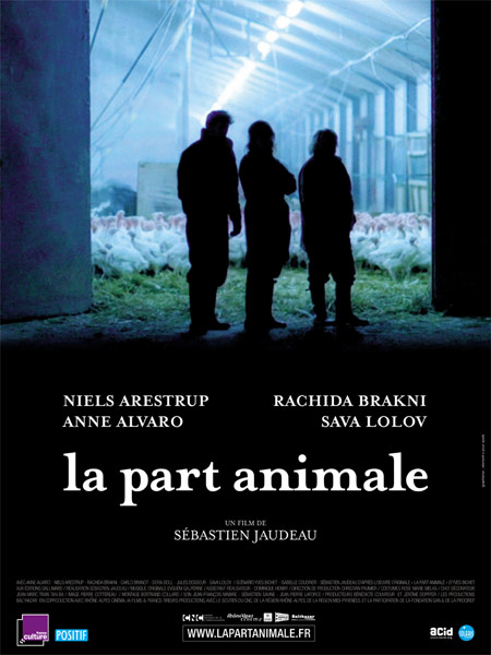 La part animale - Affiche