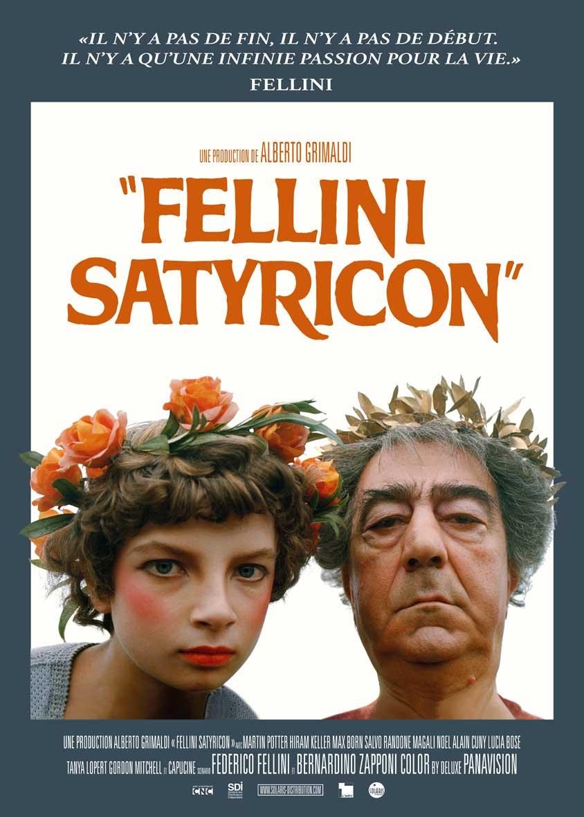 SATYRICON - Affiche