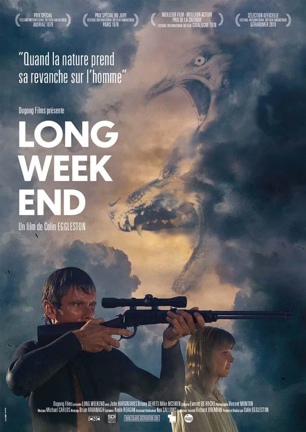 LONG WEEKEND - Affiche