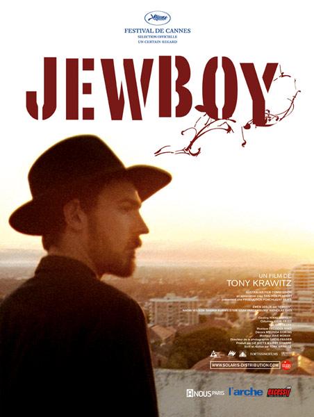 Jewboy - Affiche