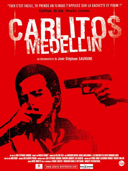 Carlitos Medellin - Affiche