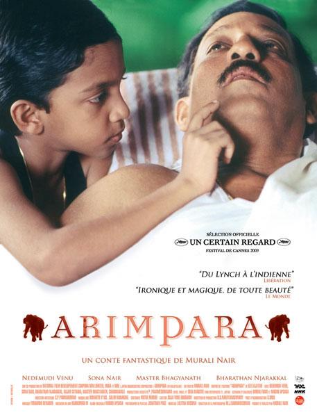 Arimpara - Affiche