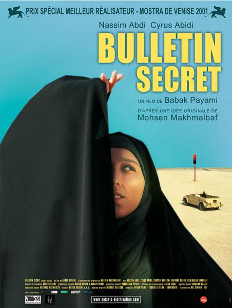 Bulletin Secret - Affiche