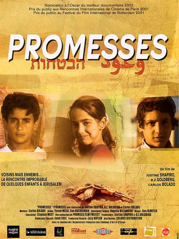 Promesses - Affiche