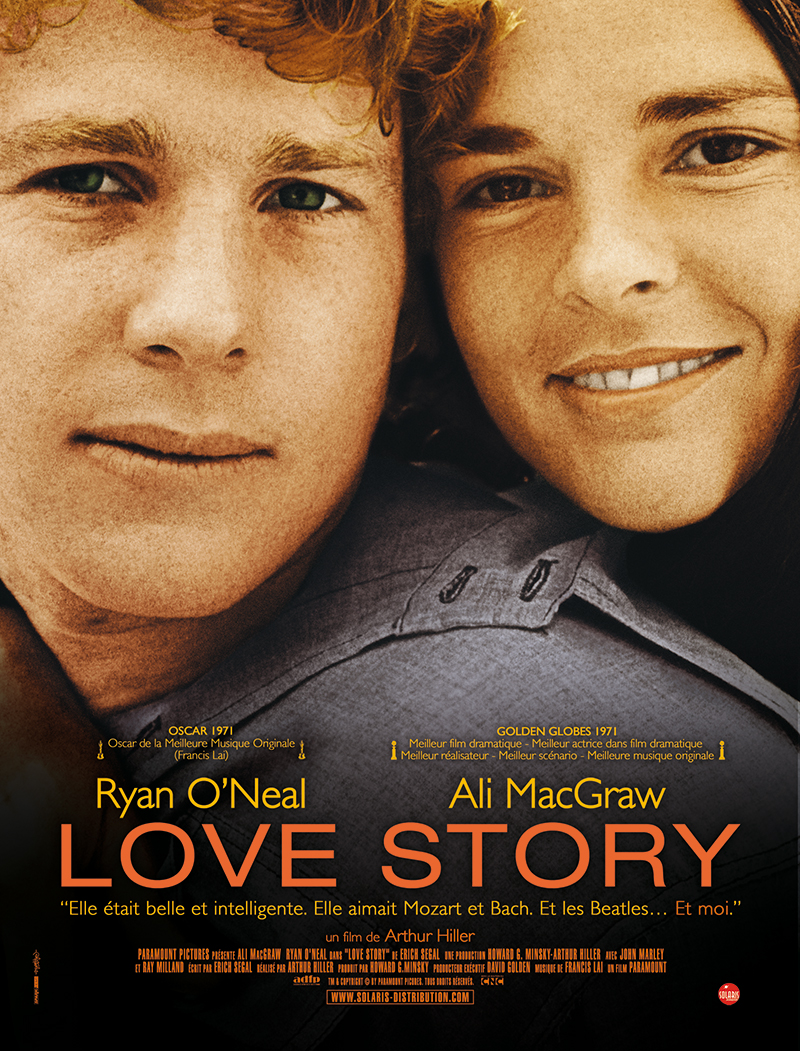 Love Story - Affiche