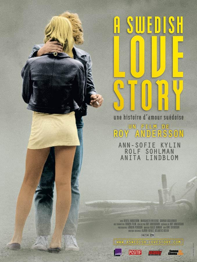 A Swedish Love Story - Affiche