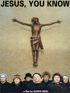 Jesus, You Know - Affiche