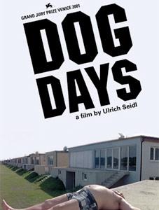 Dog Days - Affiche