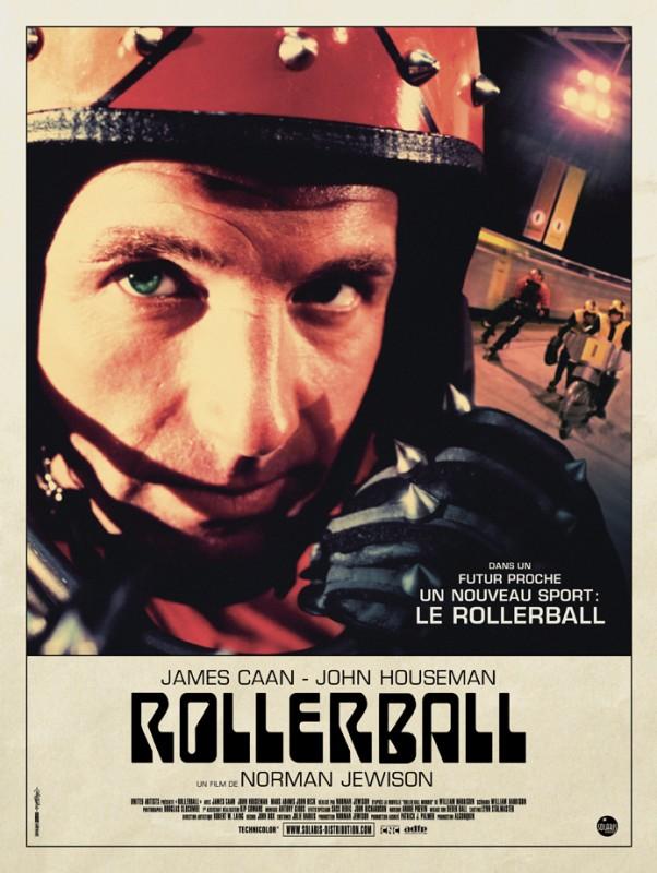 Rollerball - Affiche