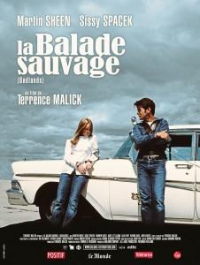 La Balade Sauvage - Affiche