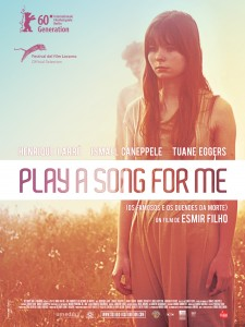Play a Song for Me - Affiche
