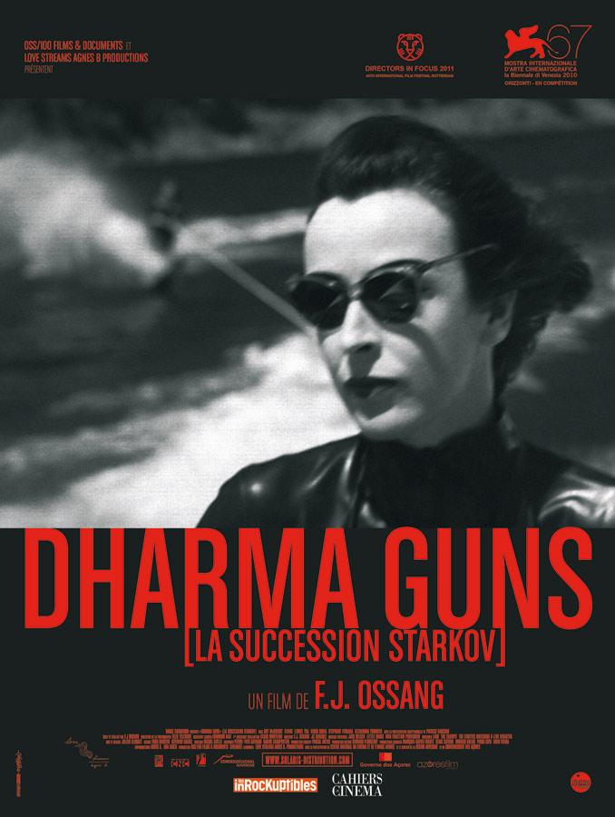DHARMA GUNS - Affiche