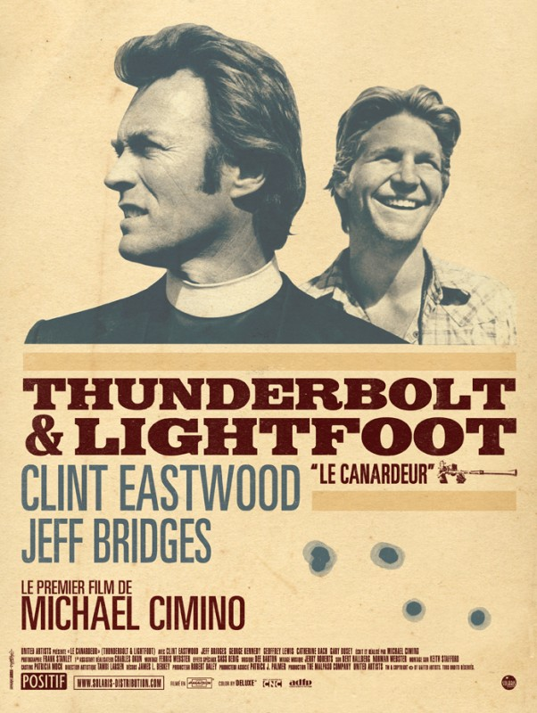 Thunderbolt & Lightfoot - Affiche