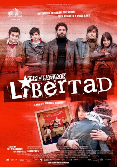 Opération Libertad - Affiche