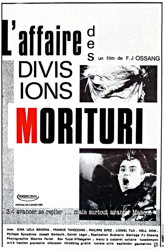 Image du film L'Affaire des Divisions Morituri