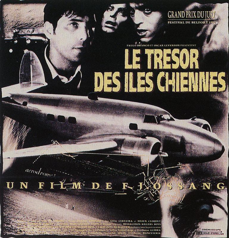 Image du film Le Trésor des Îles Chiennes