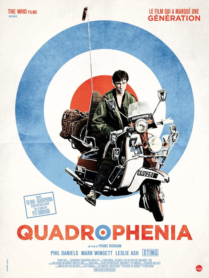Quadrophenia - Affiche