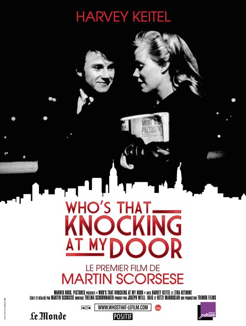 Who's That Knocking At My Door - Affiche