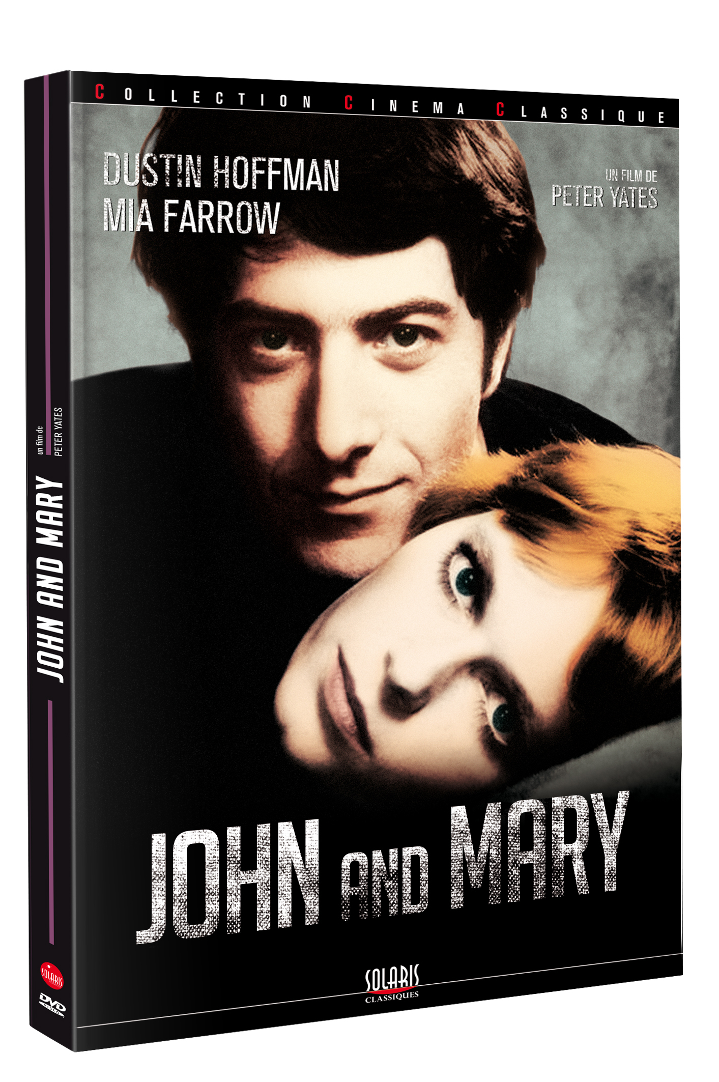 John and Mary - Affiche